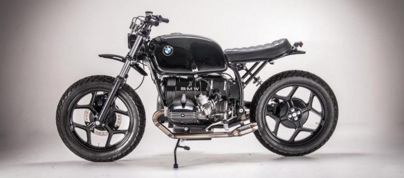 Wolf Moto BMW R65 on Cafe Racers of Instagram