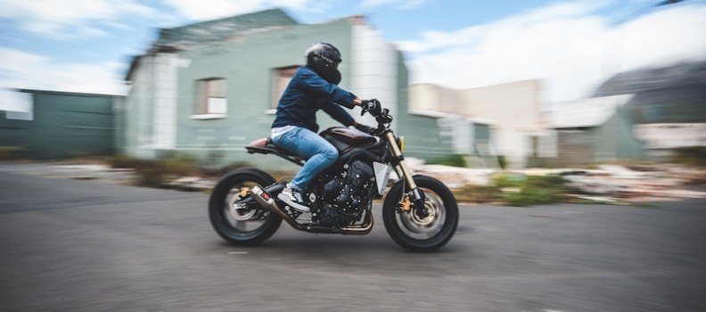 """WOLF MOTO """"Ardent Racer"""" Triumph Cafe Racer featured on Bike EXIF"""