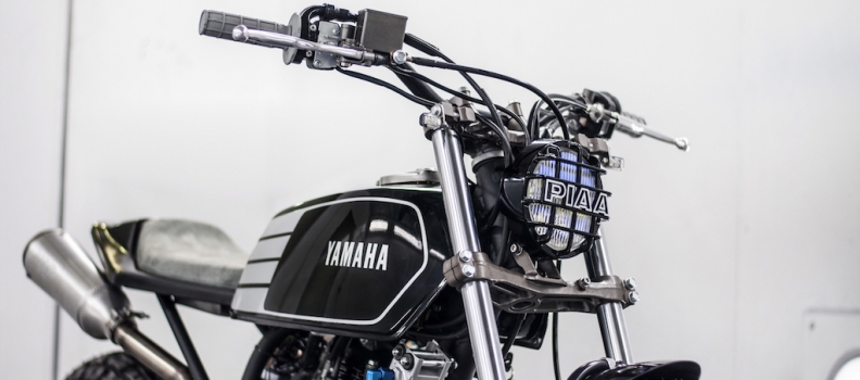 WOLF MOTO YAMAHA TW 200 FEATURED ON BIKE EXIF
