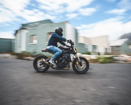 "WOLF MOTO ""Ardent Racer"" Triumph Cafe Racer featured on Bike EXIF"